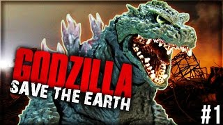GODZILLLAAA 2000! | Godzilla: Save The Earth (Let