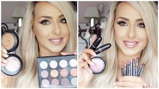 Top MAC Must Haves! ♡ Favorite MAC Makeup and MAC For Beginners