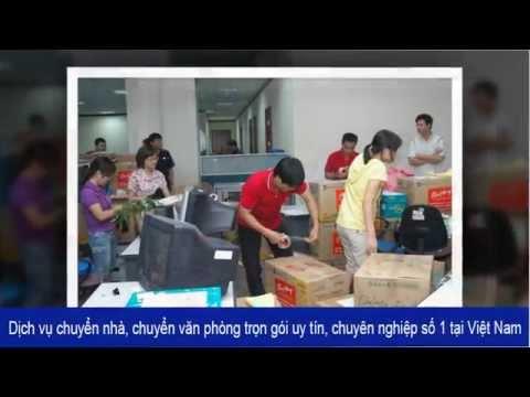 Dịch vụ chuyển nhà, văn phòng trọn gói giá rẻ Thành Hưng