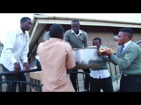Students Caught stealing Food !