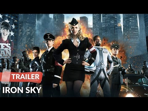 Iron Sky 2012  HD  Julia Dietze  Christopher Kirby