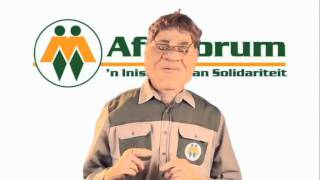 Elections 2011: Afriforum Advert