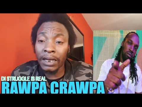 Mavado - Belt Buckle - Popcaan Diss  ( Feb 2017 ) Rawpa Crawpa Review