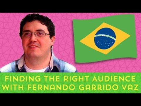 Remote interview: Fernando Garrido Vaz
