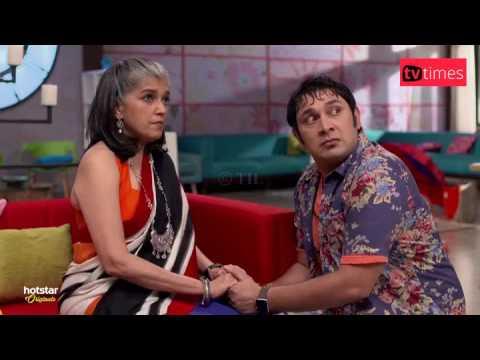Sarabhai Vs Sarabhai Take 2: Maya asks for Monisha's forgivness