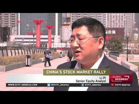 Shanghai's stock market is up despite depressed northeast