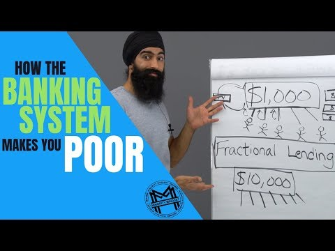 How The Banking System Is Making You Poorer (Without You Finding Out)