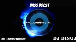 DJ Snake feat  Lil Jon   Turn Down For What Bass Boosted remix