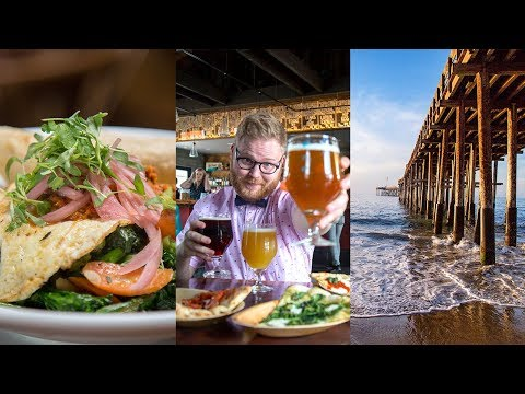 California Dream Eater's Foodie Road Trip: Ventura to Santa