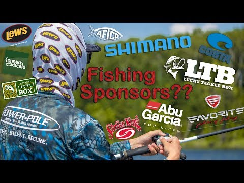 HOW TO Get Fishing Sponsors (Working With Companies)