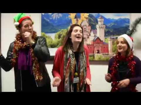 NWHS Christmas Video 2017 - Wish it Could be Christmas Everyday!