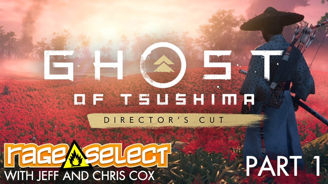 Ghost of Tsushima: Director's Cut (The Dojo) Let's Play - Part 1