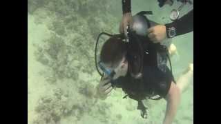 Egipt Hurghada 2013 Nurkowanie głębinowe