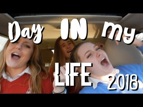 DAY IN MY LIFE: SOPHOMORE YEAR ft carpool karaoke?? // CARLY HOOVER