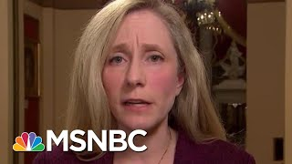 Full Spanberger: FBI's Worries About President Donald Trump 'Concerning To Me' | MTP Daily | MSNBC