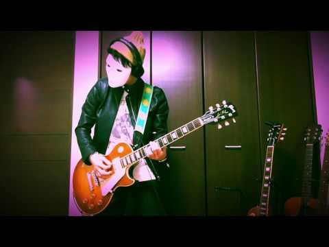 カウンターアクション - go! go! vanillas  guitar cover.