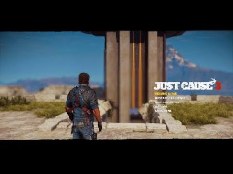 Just Cause  3 (random base takeover clip to help you decide with the recent discounted xxl package) |