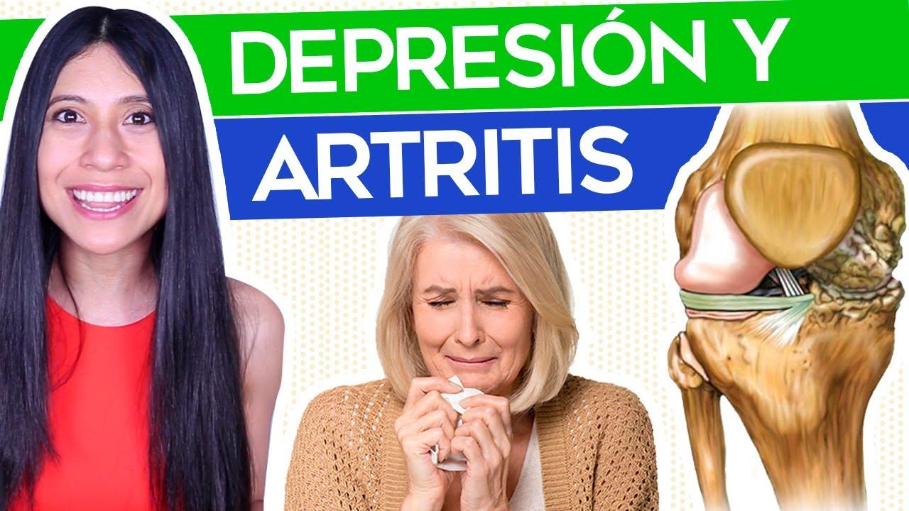 Depresión y Artritis: Signos, Causas y Consejos