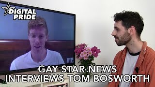 Gay olympian Tom Bosworth on the power of support