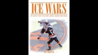 SN Hockey Experience Ep. 4 Interview with author Gil Martin on Islanders Rangers