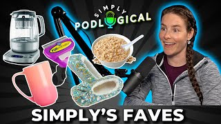 Simply's Favourite Things   Simplypodlogical #16