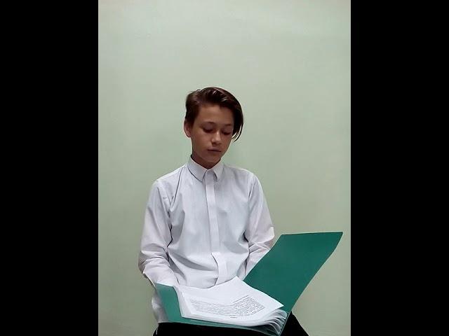 Изображение предпросмотра прочтения – СергейКувшинов читает произведение «Утёнок» А.И.Солженицына