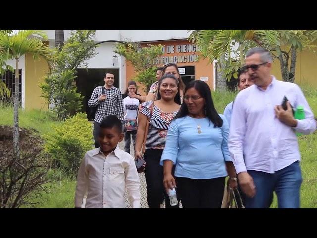 Rector Omar Mejía felicita a profesores de la UT en su día