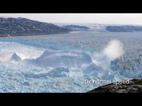 Ice Loss in Greenland