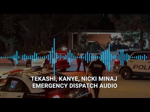 Shots Fired at Tekashi 6ix9ine, Kanye, Nicki Minaj Music Video Emergency Dispatch Audio Mp3