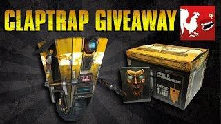 Claptrap-in-a-Box Unboxing and Giveaway!