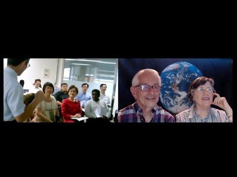 2017 Zoom-Facilitated Trans-Asian Dialogue - Introductions - Korea University (15 min)