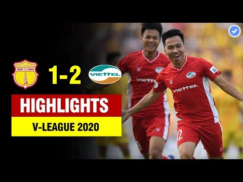 Nam Dinh The Cong Goals And Highlights