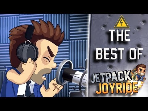 Jetpack Joyride – The Rock Opera Compilation