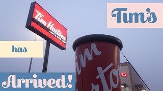 Tim Hortons Grand Opening! | Spoiler Free THE LION KING