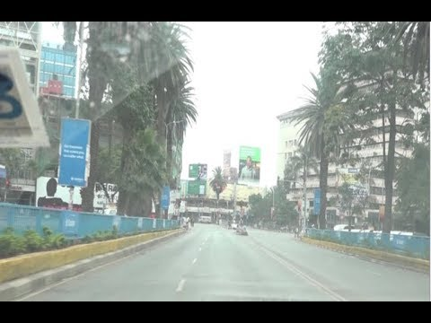 Nairobi County government claims it is losing out on revenue from billboards