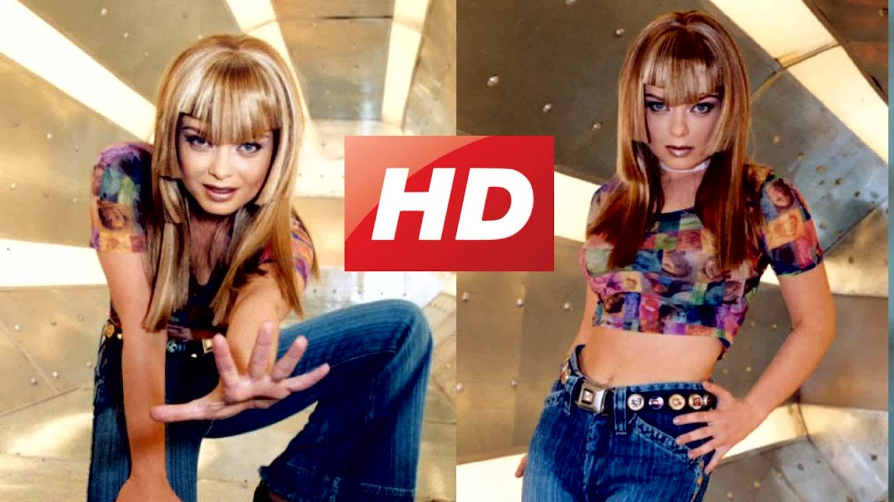 HD : Наташа Королева   Чуть - чуть не считается  (клип) 2000 г.