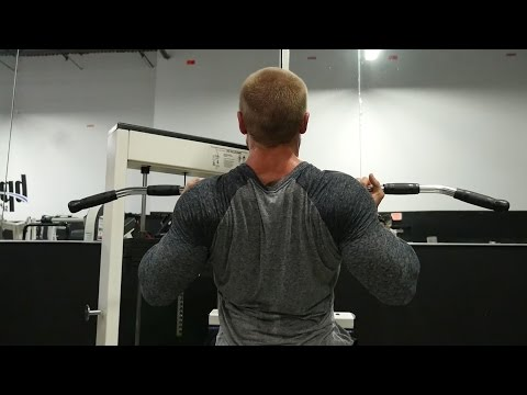 Best Exercises to Build Your Lats | How-To Get a Wide Back