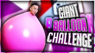 GIANT BALLOON CHALLENGE