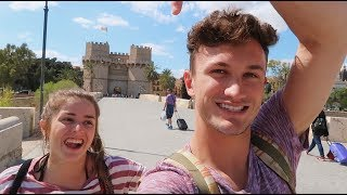 Download lagu A DAY IN MY LIFE STUDYING ABROAD in SPAIN