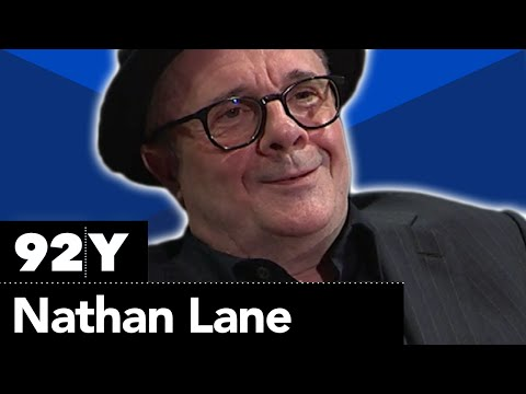 Nathan Lane with Joy Behar Full Event
