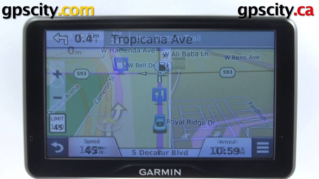 Garmin Nuvi 2797lmt Real Directions Instructions With Gps City