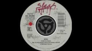 Faith No More - Epic (Radio Remix Edit)