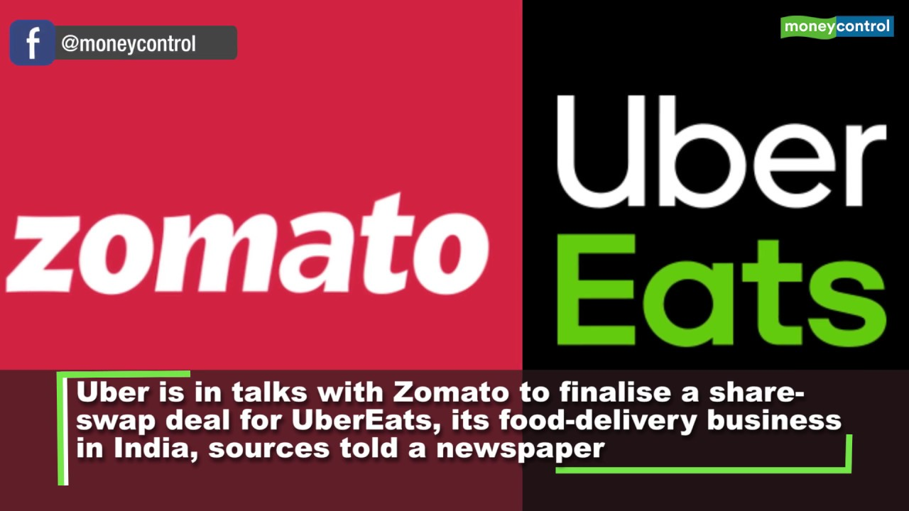 Uber to invest Rs 1,415cr in Zomato-UberEats share-swap deal