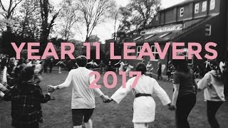 Year 11 Leavers One Take Video 2017