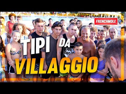 TIPI da VILLAGGIO
