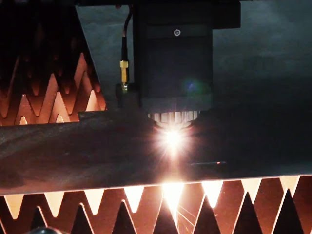 Can a Laser Cut Metal? | Laguna Tools