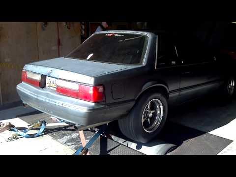 811hp turbo sbf fox body 2.mp4