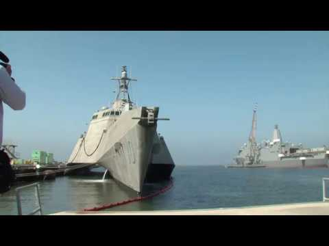 Secretary of the Navy Visits San Diego