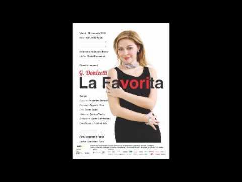 Radio Romania - la Favorita - musica di G. Donizetti