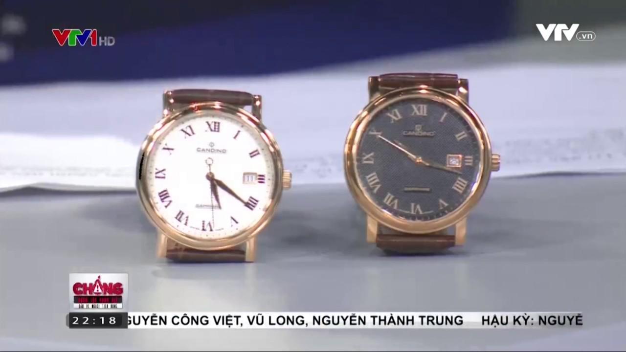 [VTV1] Vạch mặt GIAN THƯƠNG bán đồng hồ giả, LỪA ĐẢO người tiêu dùng !